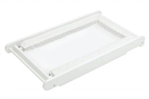 cot changer white