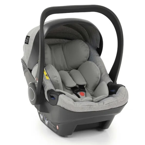 egg shell infant car seat platinum