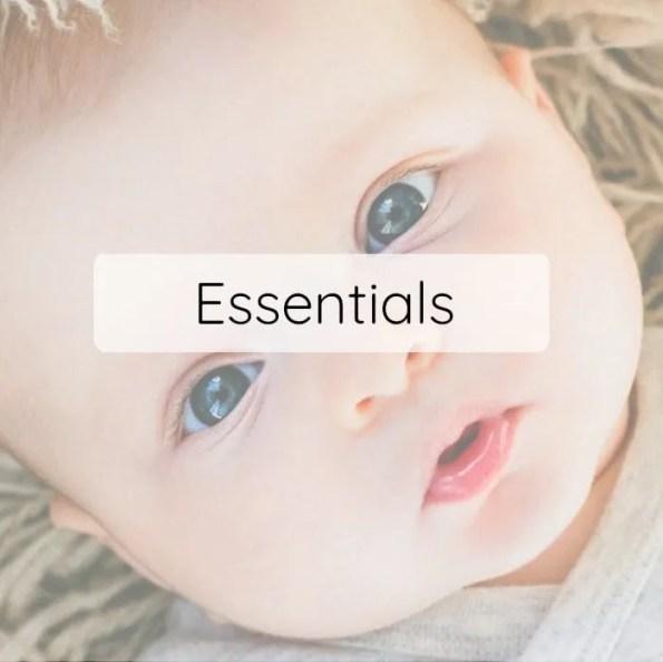 Newbie & Me baby essentials