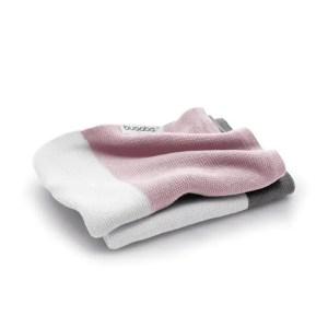 Bugaboo Light Cotton Blanket - Soft Pink