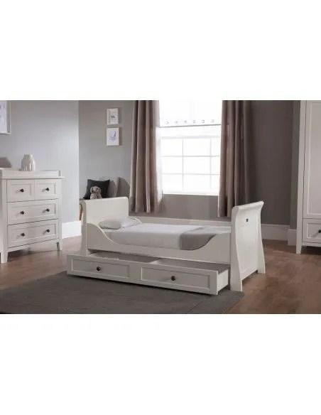 Silver Cross Nostalgia - Sleigh Cot Bed
