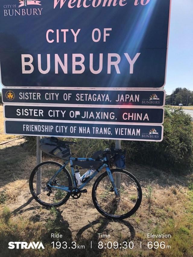 Bikepacking on the Bombtrack