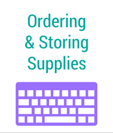 Ordering and Storing Ostomy Supplies