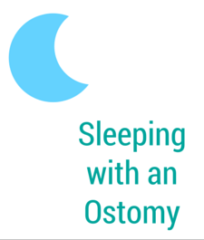 Sleeping with an ostomy