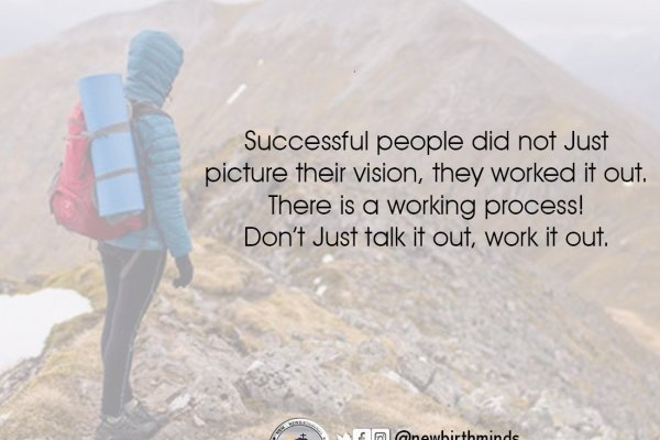 THIS WEEK DRIVE – FACTS ABOUT SUCCESSFUL PEOPLE