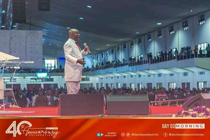 Biblical Proofs Of Our Love For God – Bishop David Oyedepo
