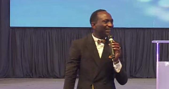 YOU DON'T CHOOSE YOUR SPIRITUAL FATHER, IT IS ARRANGED BY GOD! – Pastor Paul Enenche