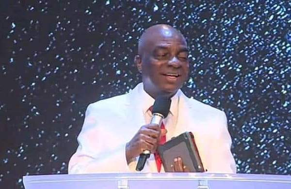 SOUL WINNING IS ALSO ABOUT SHARING YOUR TESTIMONIES. -Bishop David Oyedepo