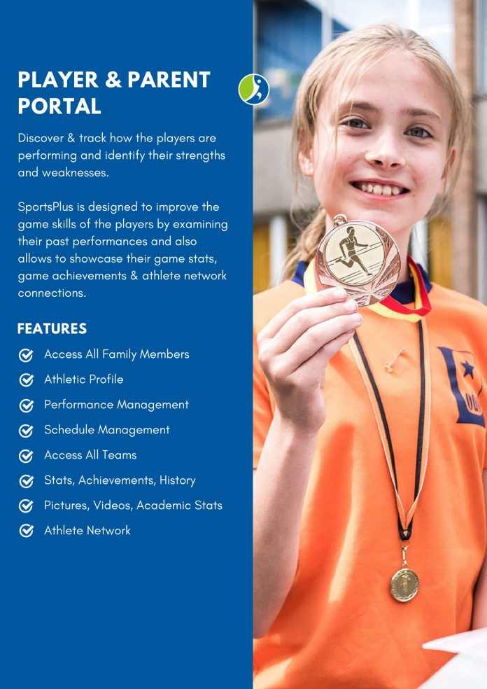sports player portal