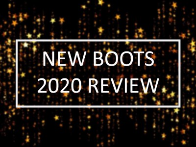 New Boots Year In Review 2020