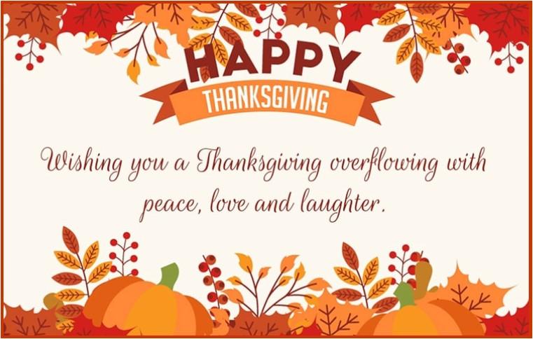 Thanksgiving Worship and Praise Service