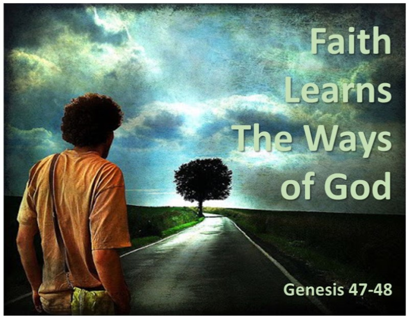 Faith Learns the Ways of God
