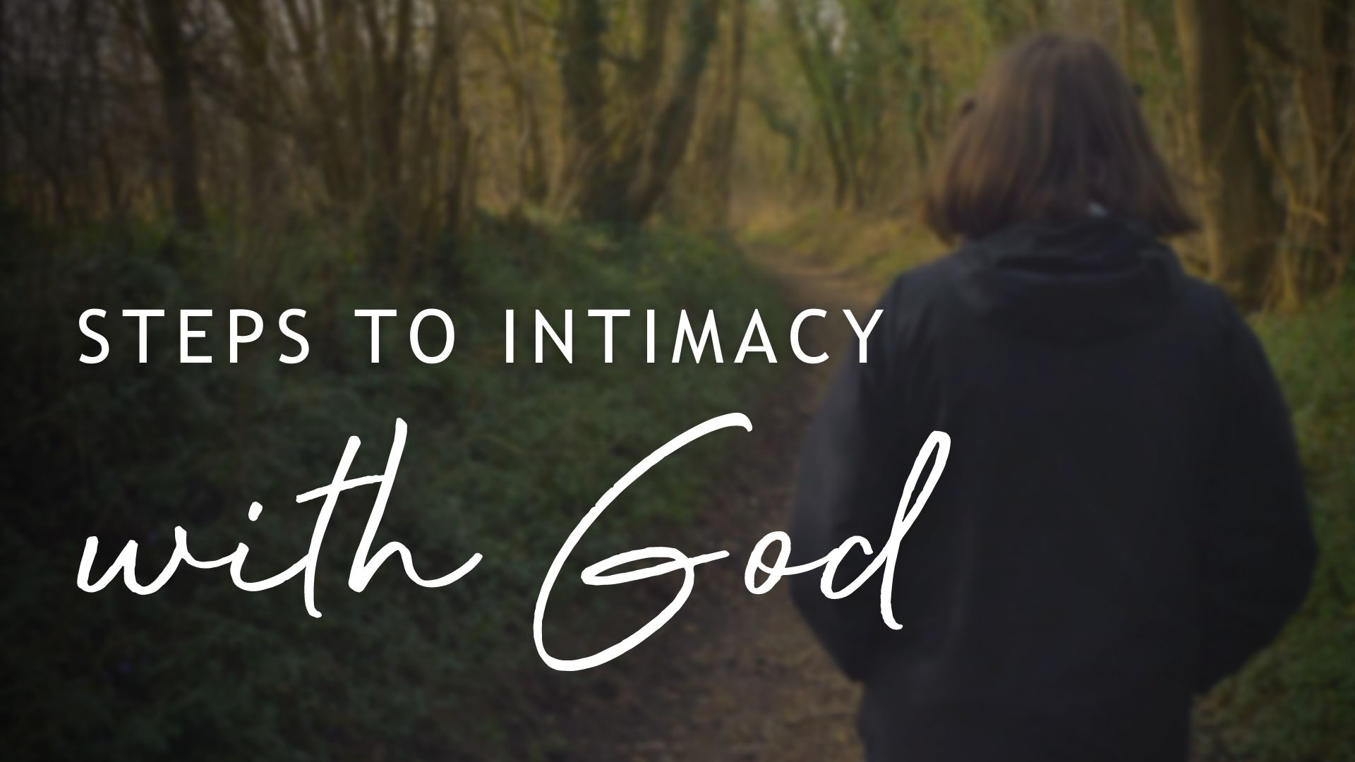Intimate Communication with God, with Robert Ambs