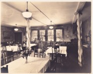 Orphanage dining room