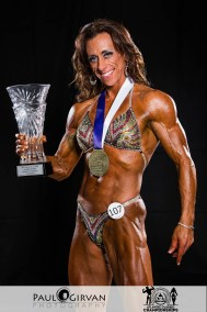 Overall Womens Physique