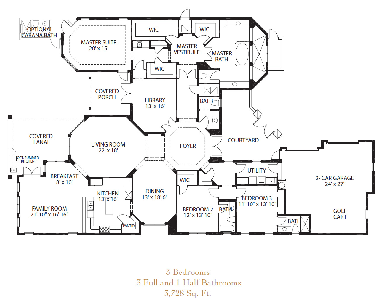Lake Nona Golf And Country Club New Luxury Homes On The Golf Coursenew Build Homes