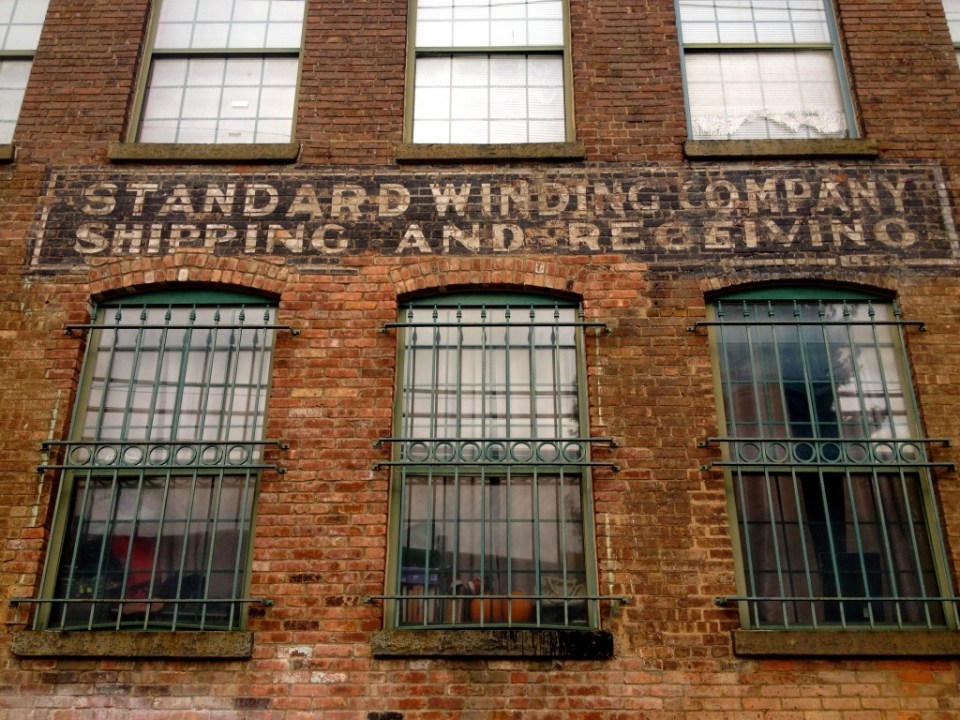 Standing_Winding_Company_Shipping_Receiving_In_City_Newburgh