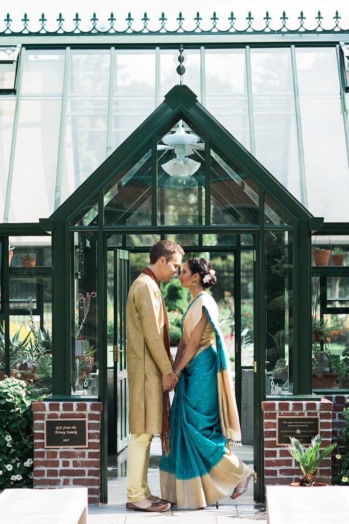 gardens at elm bank Wellesley, Massachusetts couples portraits bride and groom