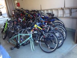 Newburyport Police Donate Bicycles to City Services, Children in Africa