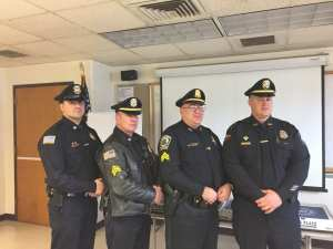 Newburyport, Groveland and Georgetown Police Recognized for Life Saving Actions