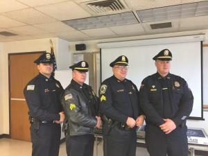 Newburyport,Groveland and GeorgetownPolice Recognized for Life SavingActions