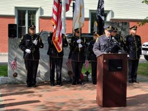 Newburyport Police Department Commemorates National Police Week
