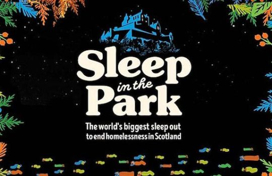Sleep In The Park A Huge Success