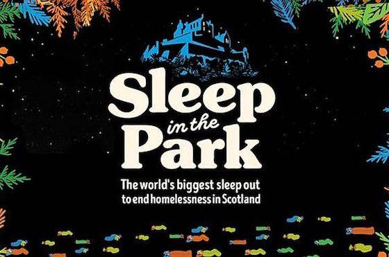 Sleep In The Park A Huge Success