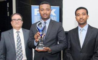Ethiopian Airlines Inflight Catering receives an award