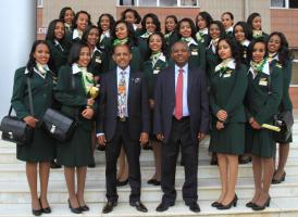Ethiopian Airlines graduates 452 aviation professionals