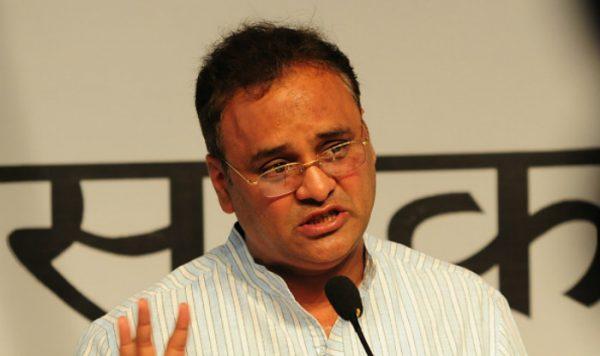 Image of Formet President of Madhya Pradesh COngress Arun Yadav
