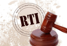 RTI Right to Information Act