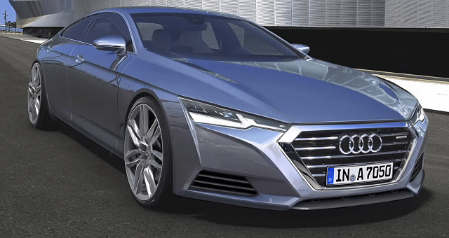 2019 2020 Audi A7