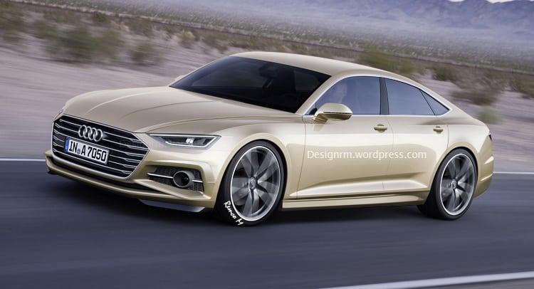 2019 2020 Audi A7 Redesign