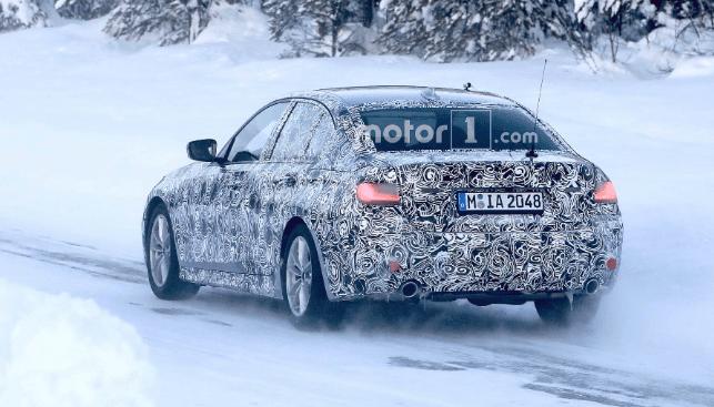 2019 BMW 3 Series Specs
