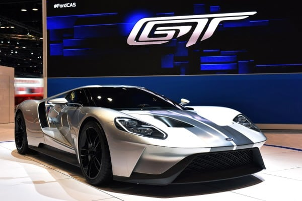 2019 Ford GT Pictures