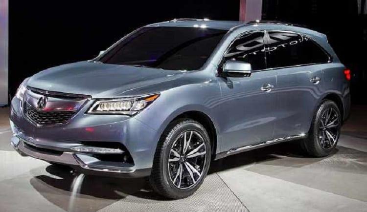 2020 Acura MDX Rumor