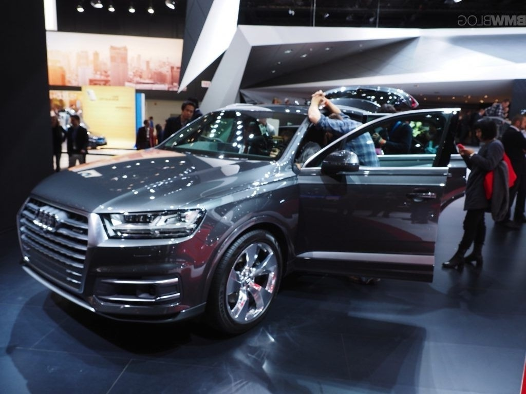 2020 Audi Q5 Powertrain