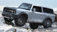2021 Ford Bronco Pictures