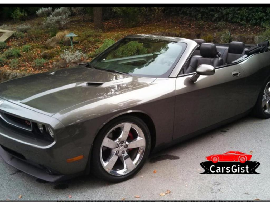 Will There be a Dodge Challenger Convertible