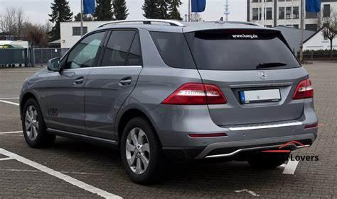 Mercedes ML 250 BlueTEC 2012