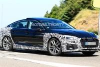 2023 Audi A5 Spy Photos