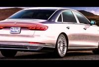 2023 Audi A8 Spy Photos