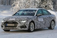 2023 Audi S4 Spy Photos