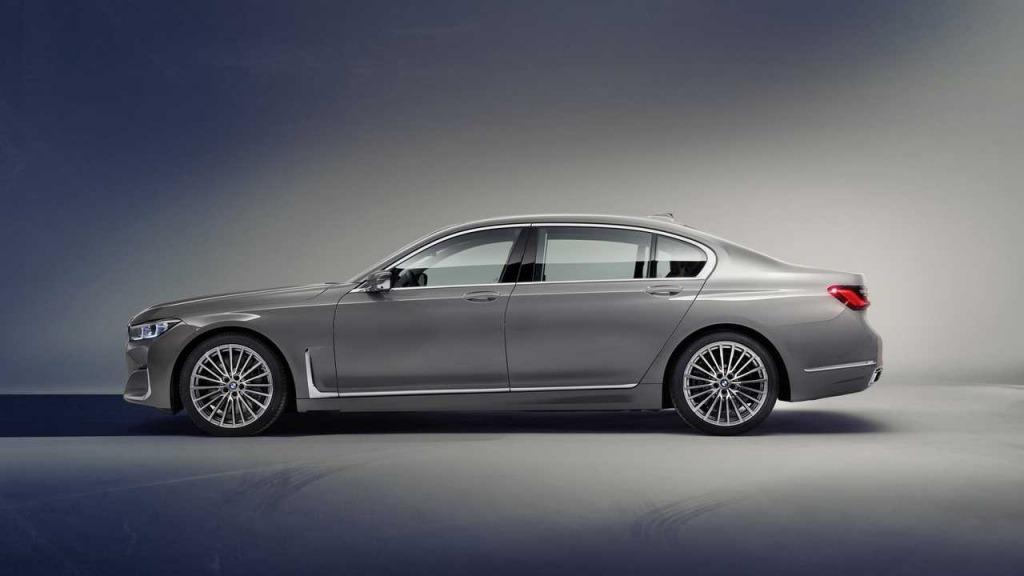 2023 BMW 7 Series Spy Photos