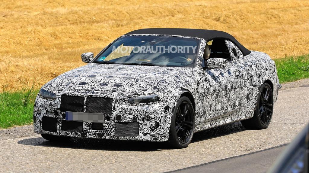2023 BMW M4 Redesign