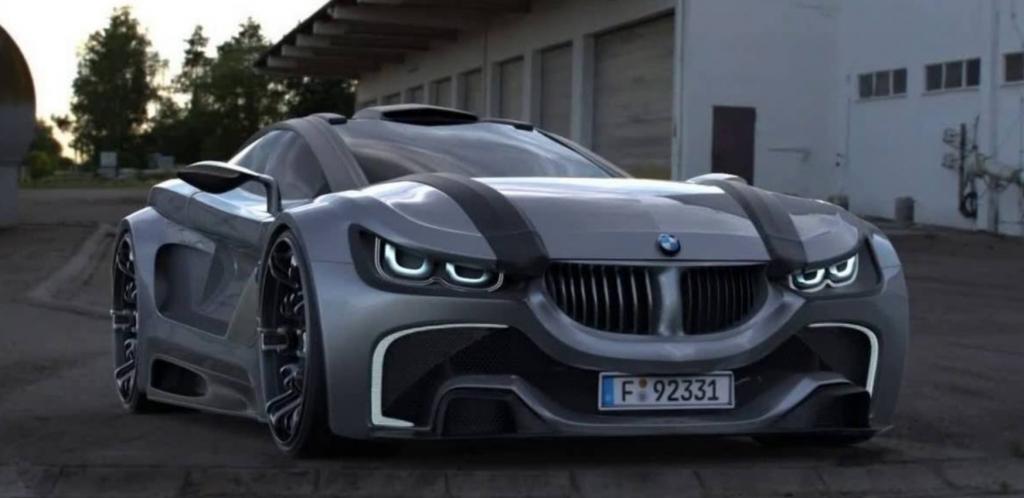 2023 BMW M9 Interior