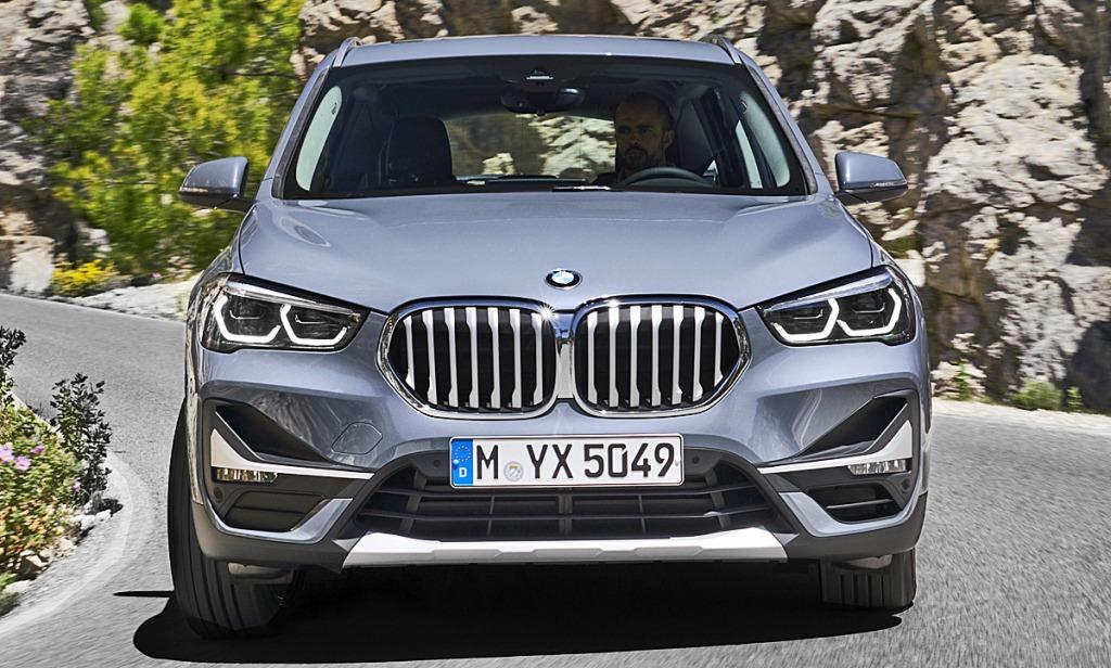 2023 BMW X1 Drivetrain