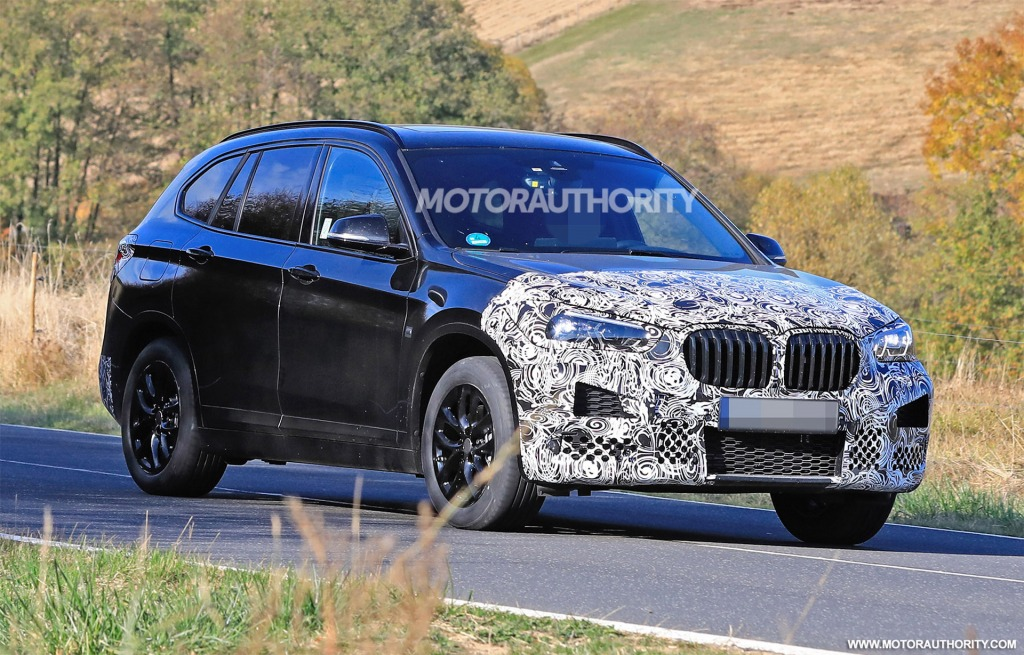 2023 BMW X1 Release Date