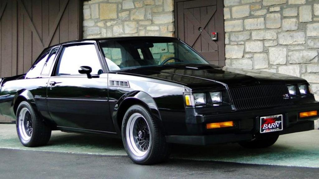 2023 Buick Grand National Gnx Spy Photos